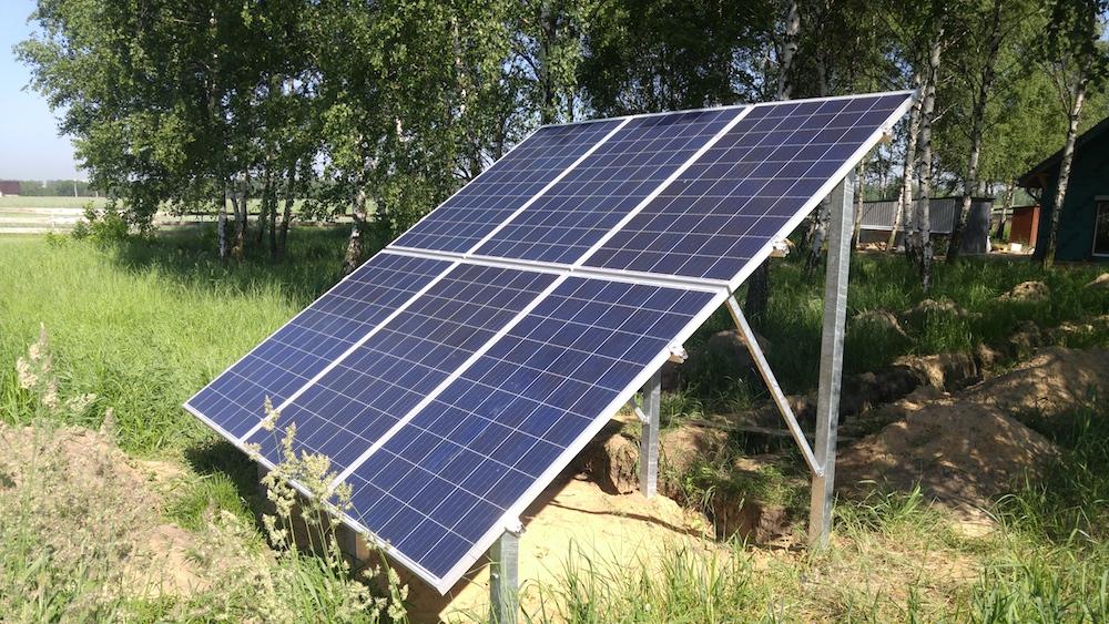 Instalacja off grid